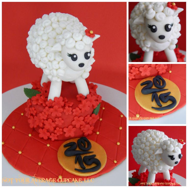 Chinese New Year Cakes Images