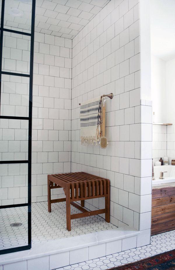 Modern Vintage Bathroom Makeover I Modern Vintage F Rd Talak T S