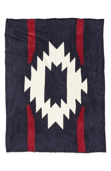 Free shipping and returns on Barefoot Dreams® 'CozyChic® - Las Cruces' Throw Banket at Nordstrom.com. Cozy up in this snuggly microfiber blanket covered in a bold, Southwestern-inspired geometric print.