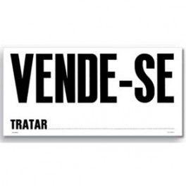 PLACA VENDE-SE
