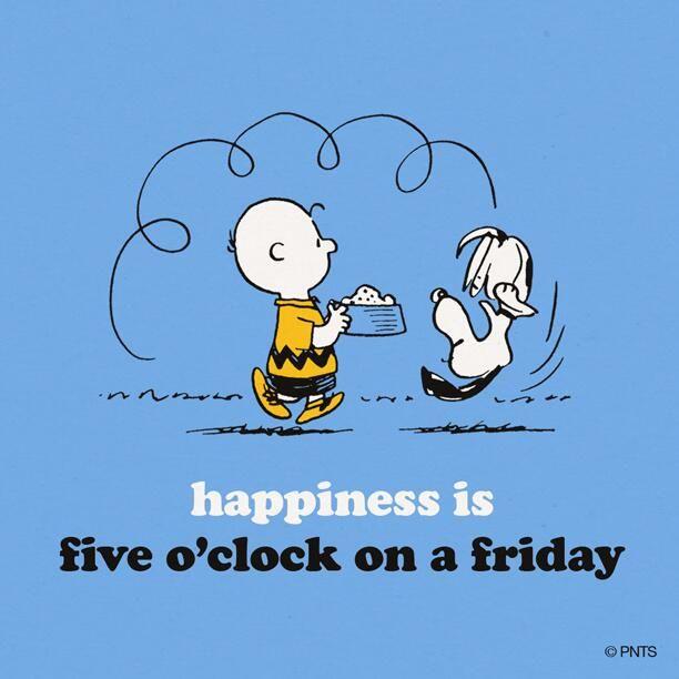 Four o'clock, at TG :-) #Friday #happiness #TGIF