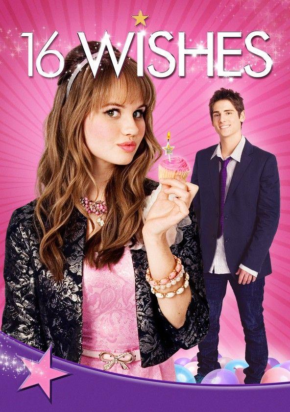 16 Wishes Tv 2010 Filmaffinity Peliculas Completas Disney Channel Pelicula Disney Channel