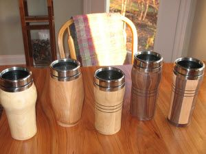 Travel Mug Woodworking Project for the Lathe. http://www.wwgoa.com/article/travel-wooden-mug-project-for-the-lathe/?utm_source=pinterest&utm_medium=organic&utm_campaign=A224 #WWGOA