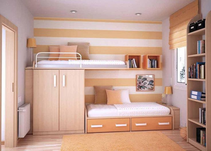 Youth Bedrooms By Sergi