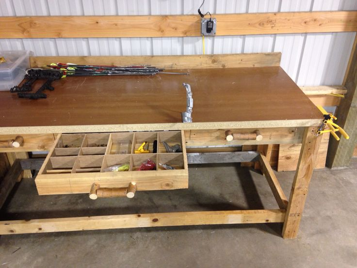 I Have Mounted An Apple Archery Bow Vise On The End Of The