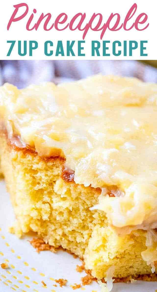 A yellow cake mix and vanilla pudding make this delicious