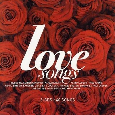 Various - Love Songs, Black