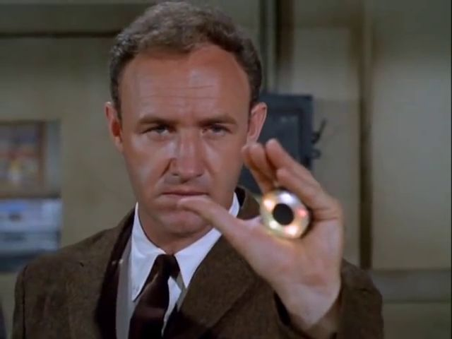 The Invaders: Season 2, Episode 7 The Spores (17 Oct. 1967) Gene Hackman
