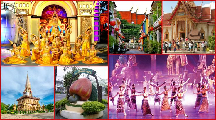 Want to enjoy the charming destination of #Thailand? The biggest island of Thailand #Phuket welcomes you. #PhuketCityTour offers a massive range of tours and activities to thrill excite and entertain visitors. http://followmephuket.com/phuket-city-tour.html