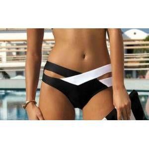 Siyah Beyaz özel Tasarım Bikini Altı GittiGidiyor'da 270298949