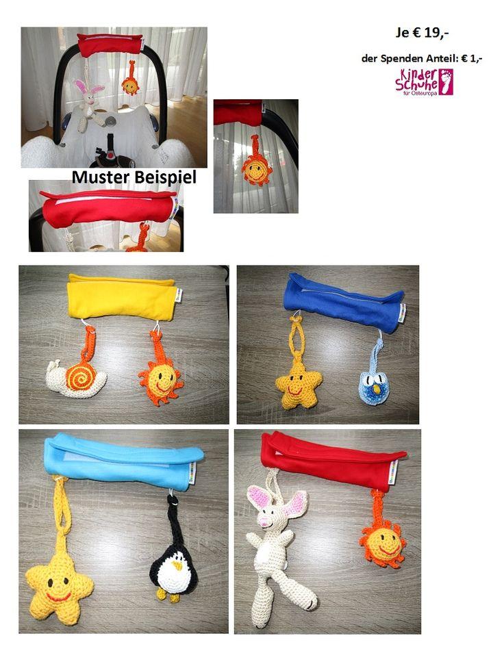 Rasselbande: Maxi Cosi - Spielzeug
