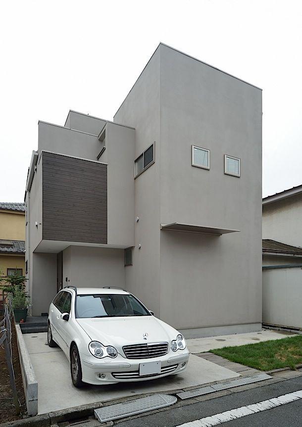 光がふりそそぐ家・間取り(東京都練馬区) |ローコスト・低価格住宅 | 注文住宅なら建築設計事務所 フリーダムアーキテクツデザイン