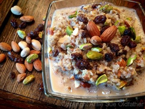 126 best raw main and side dishes images on pinterest food chia quinoa kheer indian rice pudding indian veg recipesraw vegan forumfinder Images