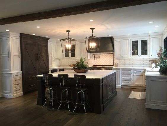 Kitchen Ideas With Dark Hardwood Floors best 25+ staining hardwood floors ideas on pinterest | hardwood