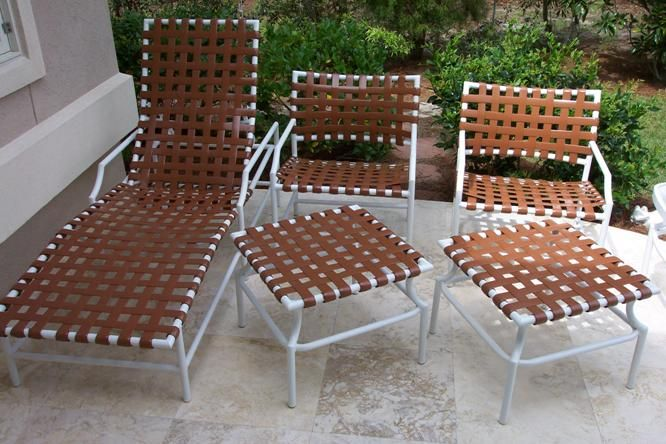 Tropitone Strap Patio Furniture Calgary Outdoor Patio Furniture Pinterest