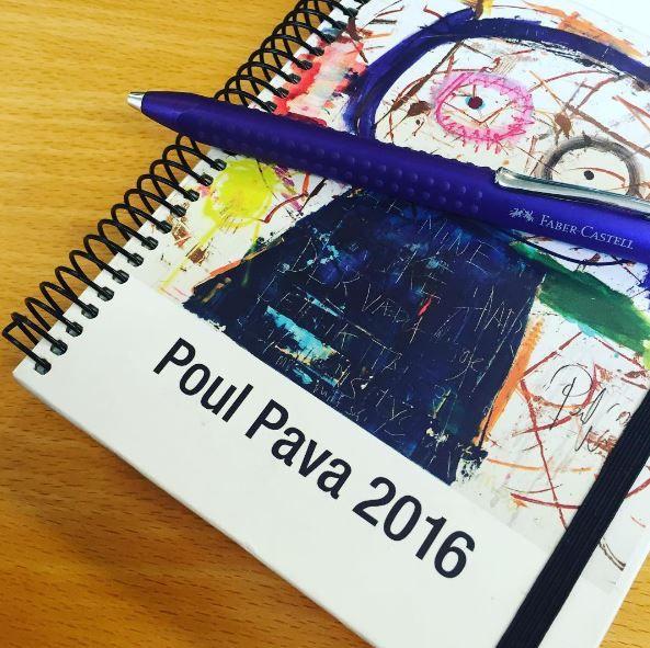 Poul Pava diary