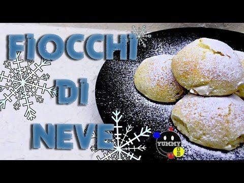 Fiocchi di neve ❄ ❆ dolce Napoletano - YummyBoy