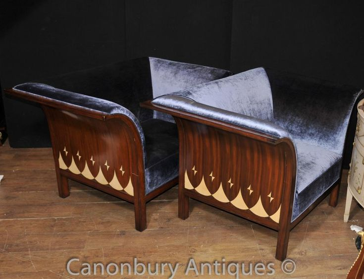 17 Best Images About Art Deco Club Chairs On Pinterest Art Deco Furniture