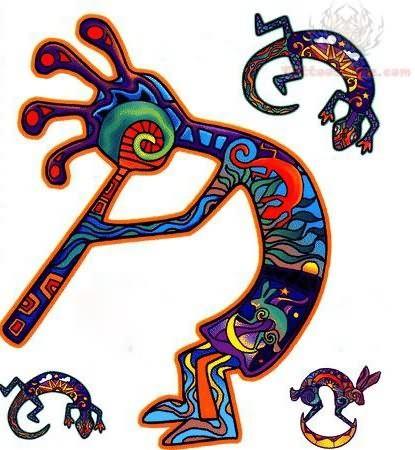 327 Best Ideas About Kokopelli Art Anasazi And Hopi God