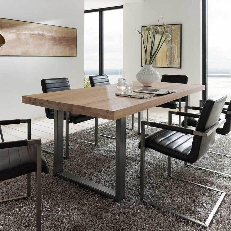 Die besten 25+ Tischgestell Ideen auf Pinterest Bauernhofstil - k che aus beton selbst bauen