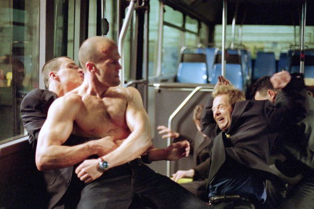 Jason Statham's Character Always Tried To Walk Away From Fighting, But Was Never Left With A Choice... So He Is Kicking Major Ass As Usual In - THE TRANSPORTER