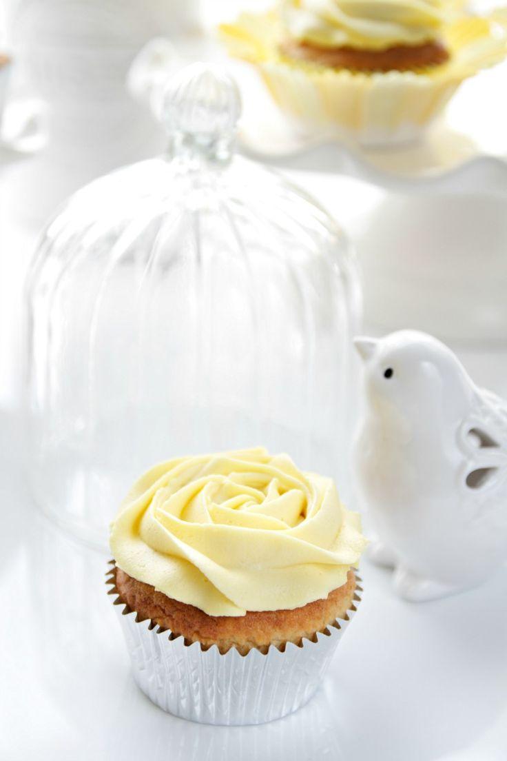 Gluten-Free Magnolia Rose Cupcakes | Recipe | Rose Cupcake, Magnolias ...