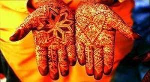 La tradition du henné au Maroc