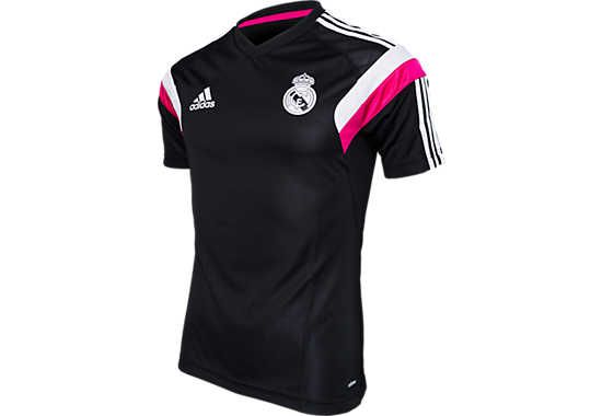 adidas Youth Real Madrid Training Jersey...At SoccerPro now!