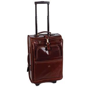 The Bridge are renowned for their beautiful Italian leather luggage. Quality, style and practicality - who could ask for more? Travel in style with The Bridge from Luck of Louth...