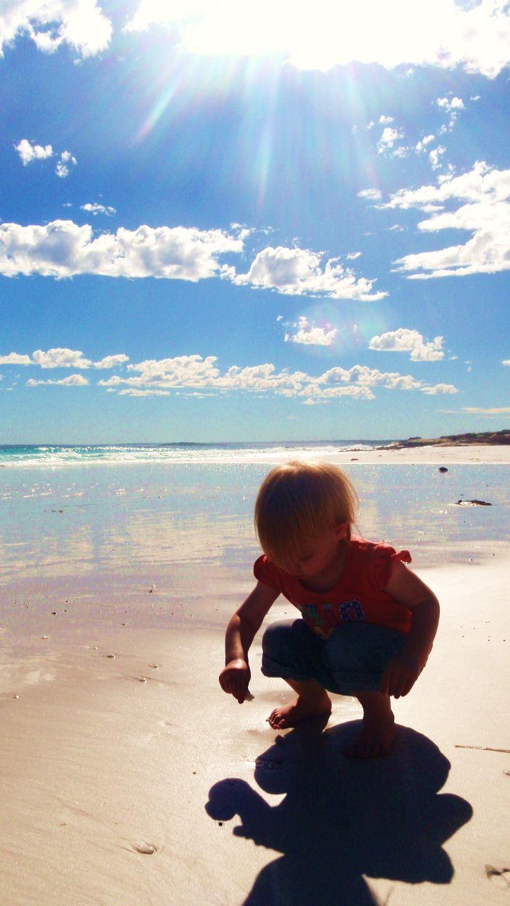 esperance Australia looking for shells