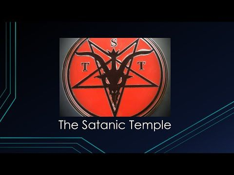 The Satanic Temple - Lucien Greaves - Disbelief Discourse - VIDEO - http://holesinthefoam.us/the-satanic-temple-lucien-greaves-disbelief-discourse/