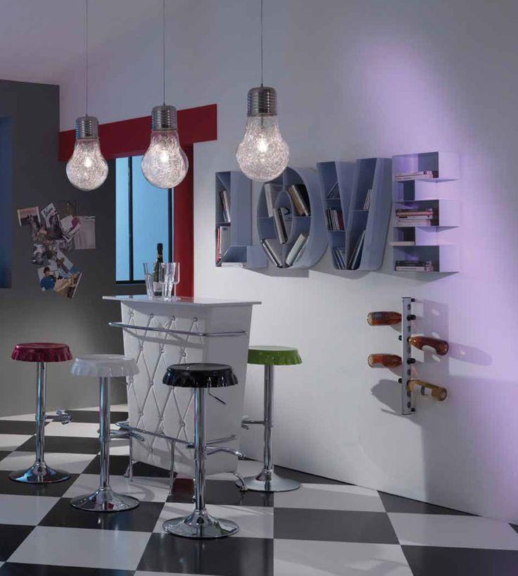 Oltre 25 fantastiche idee su angolo bar su pinterest aree bar piccole barra sotterraneo - Angolo bar per casa ...