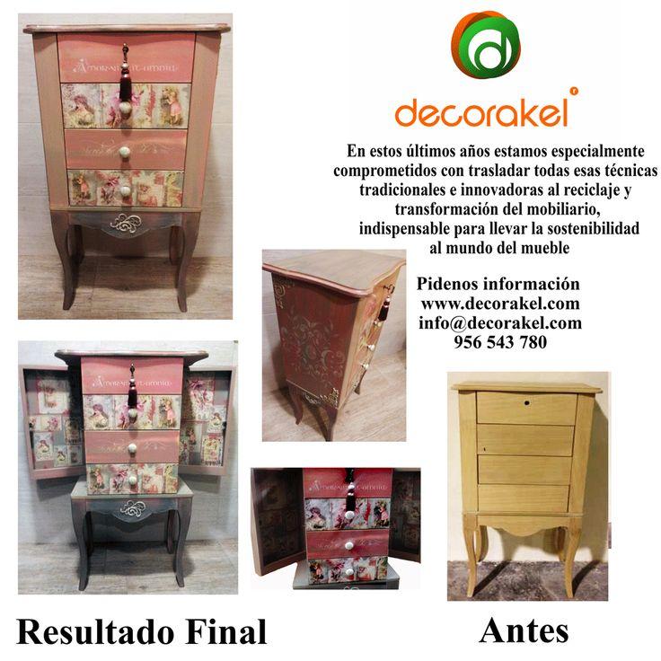 Muebles madera en crudo 20170824001425 - Muebles en crudo para pintar ...