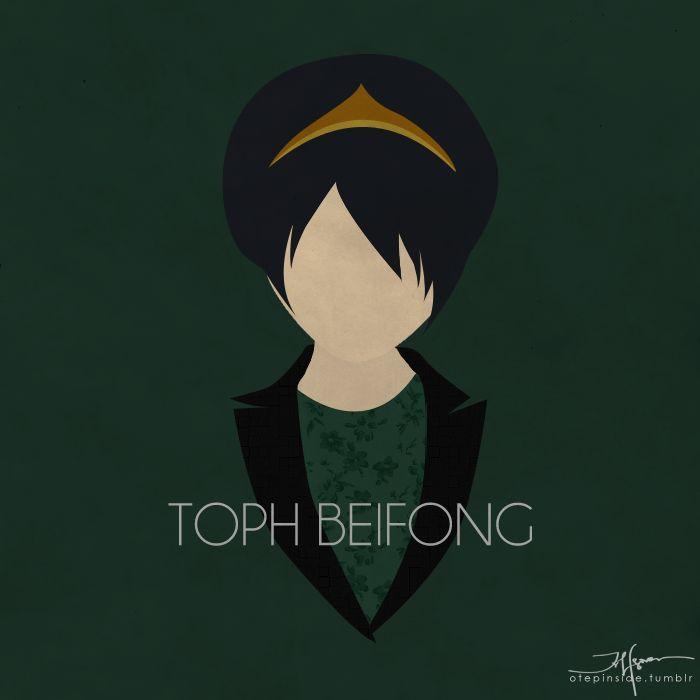Toph Beifong by johnisorena.deviantart.com on @deviantART