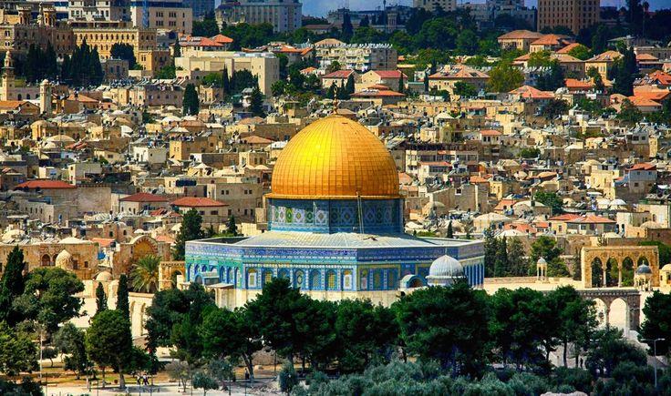 Kudüs: Dünyanın Çok Tanrılı Kutsal Mekanı