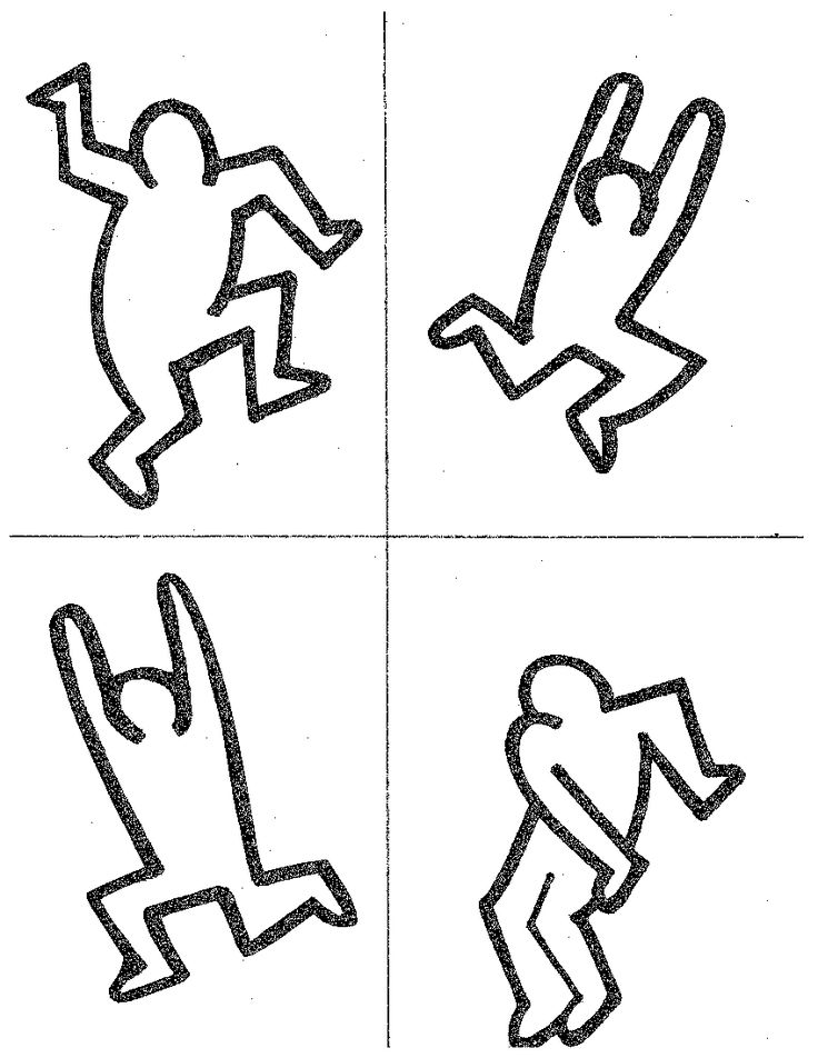 Keith Haring Figures | Keith Haring figures - Raising Arizona Kids Magazine