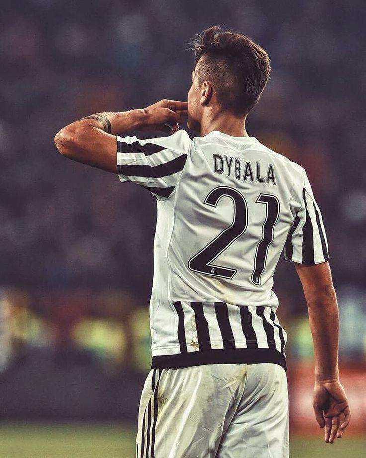 Paulo Dybala en su primera Serie A con la Juventus: -19 goles. -9 asistencias. -34 partidos. LA JOYA.