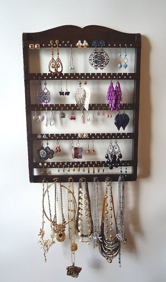 And one of these (because I have a TON of earrings vs. everything else) also in black high gloss!