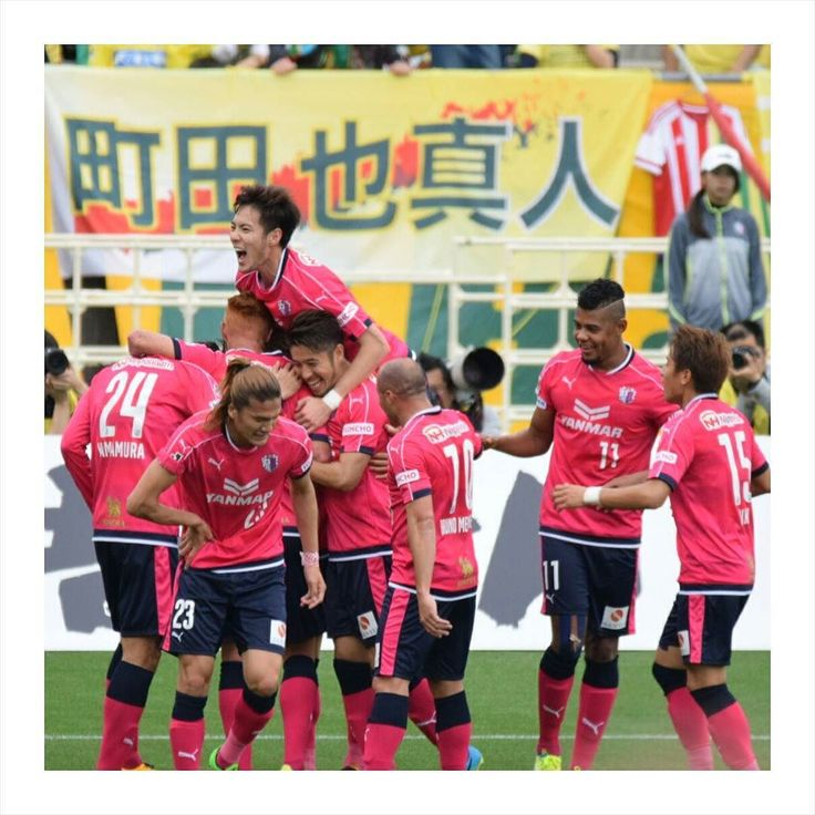 160403 Cerezo Osaka vs JEF United Chiba  単独首位 いい響きやん    #cerezo #cerezoosaka #セレッソ大阪 #セレッソ #Jleague #soccer #football # by yskym1o