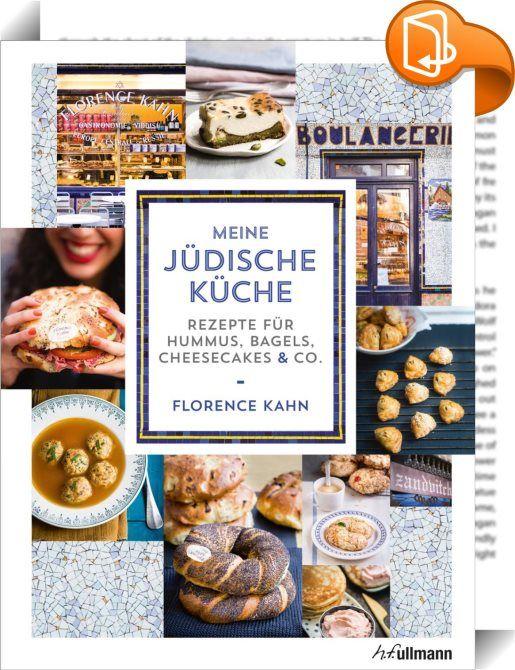 Meine jüdische Küche    :  La boutique Florence Kahn ist einer der ältesten Pariser Feinkostläden und bekannt für seine Spezialitäten aus der jüdisch-aschkenasischen Küche. In diesem Buch lüftet Inhaberin Florence Kahn erstmals die Geheimnisse rund um ihre Kultgerichte. Tauchen Sie ein in die Vielfalt der koscheren jüdischen Esskultur, mit traditionellen und modernen Rezepten sowie spannenden Hintergrundinformationen zu beliebten Festtagsritualen und zum Ursprung der Gerichte!  - Anges...