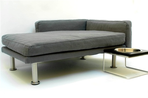 Modern Pet Bed Chaise Lounge Chair Luxury Pet Beds Pinterest