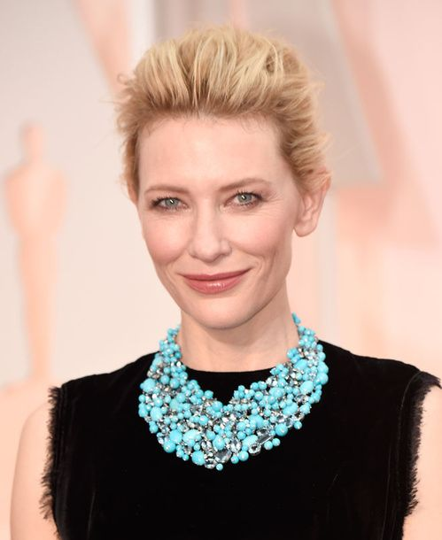 Cate Blanchett en Tiffany & Co.