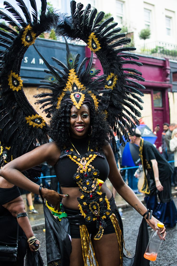 Notting Hill Carnival 2013 - Sexy Dutty
