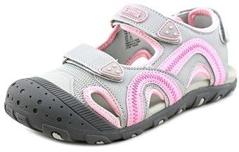 Kamik Seaturtle Youth Open-toe Synthetic Pink Sport Sandal.