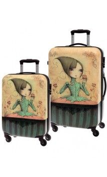 Juego de maletas Gorjuss Mirabelle