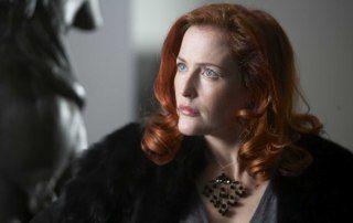 Джиллиан Андерсон просится в перезапуск «Охотников за привидениями». Звезда «Секретных материалов» призвала Пола Фига взять ее в актерский состав фильма.