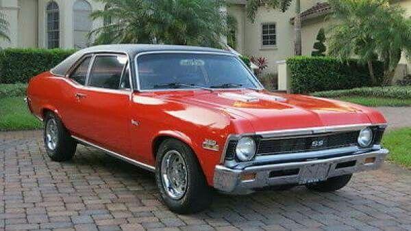 1000+ images about Chevy II/Nova on Pinterest   Chevy Nova, Nova and Chevy