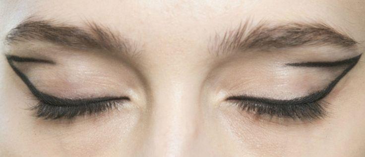 lamorbidezza:   Makeup at Roksanda Ilincic Spring... at 柔