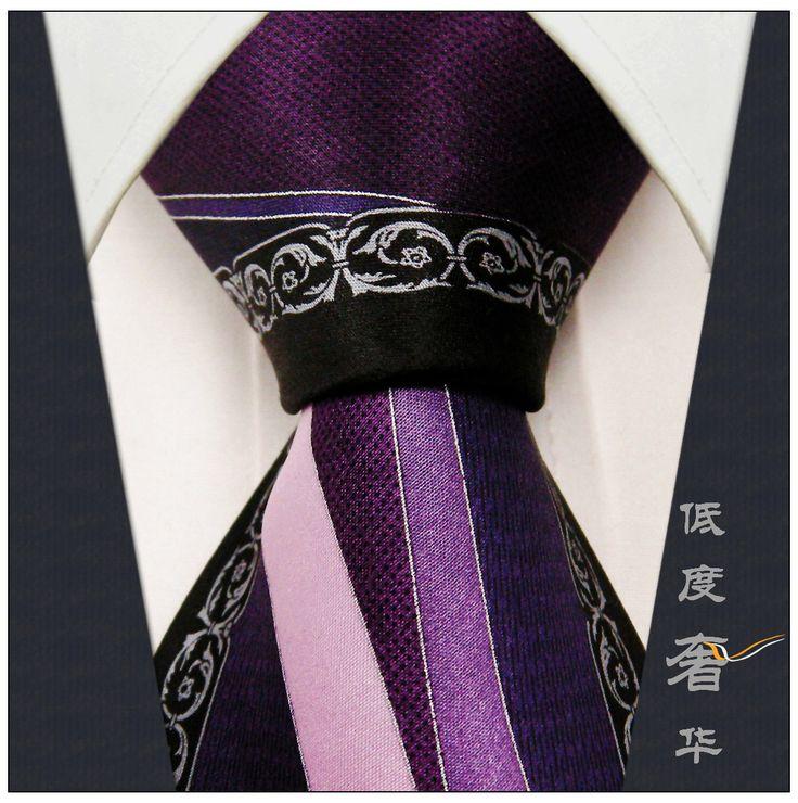 104 best Men's Ties images on Pinterest   Purple bow tie ...