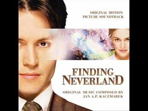 """""""the kite"""" Jan A. P. Kaczmarek - Finding Neverland Score  nice song to walk down the ail to"""